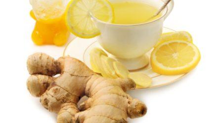 Рецепты чая с имбирем для похудения