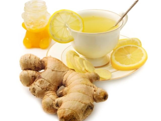 Чай с лимоном и имбирем для похудения: самые вкусные рецепты