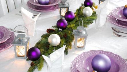 Для Новогоднего стола