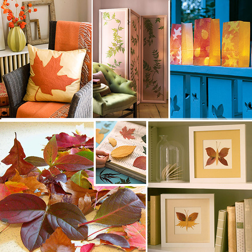 Осенний композиция