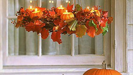 Как создать осенний декор для дома своими руками? Осенний декор быстро и легко!